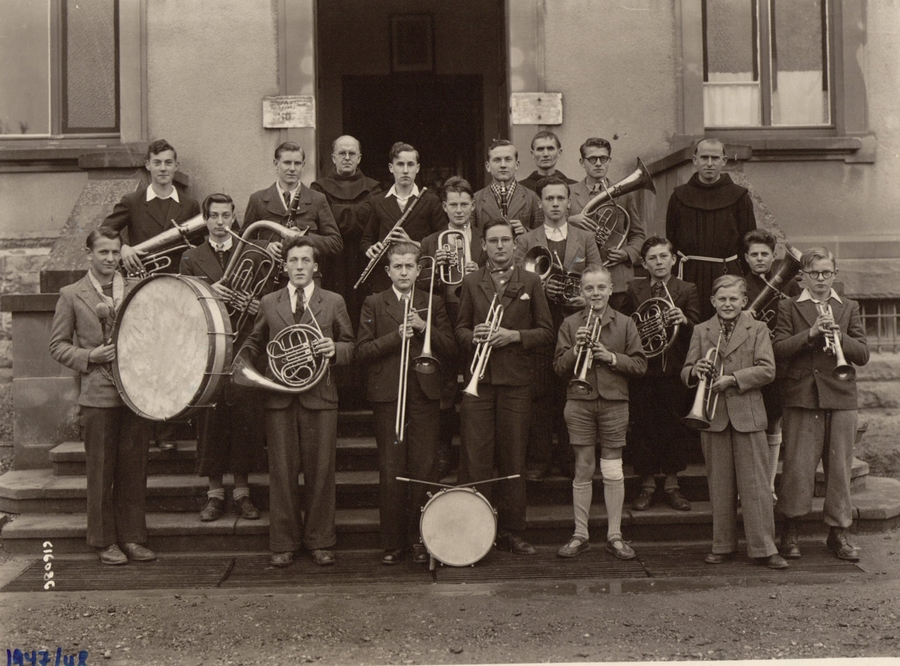 1947-1948 harmonie chorale
