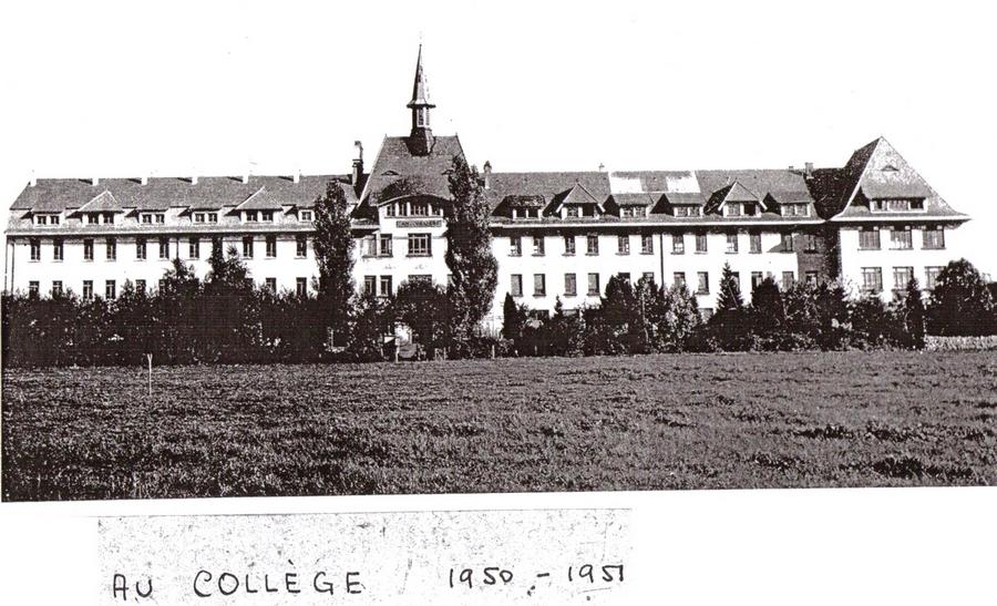 1950-1951 etablissement