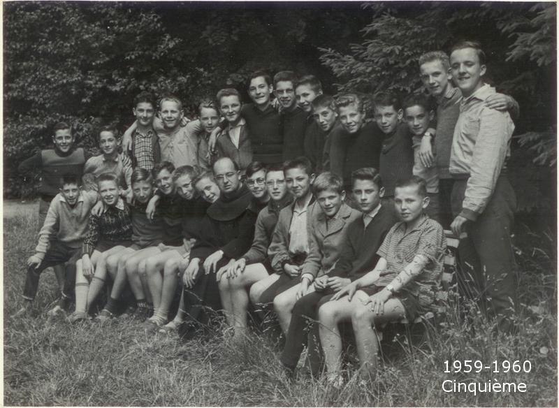 1959-1960 cinquieme