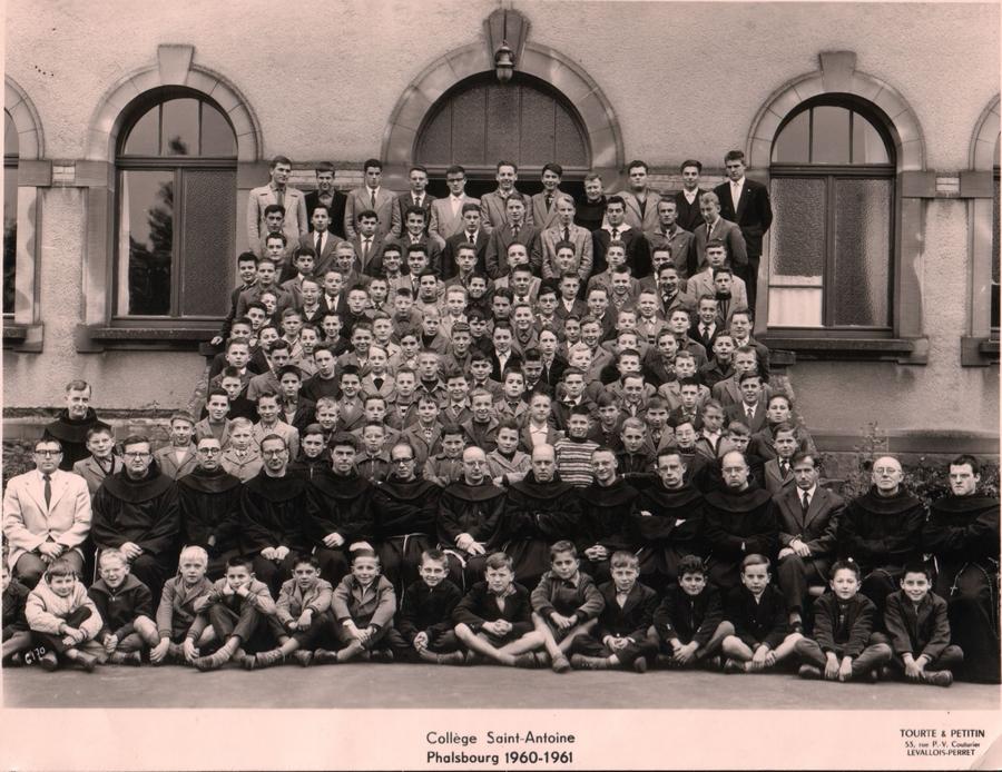 1960-1961 toutes classes