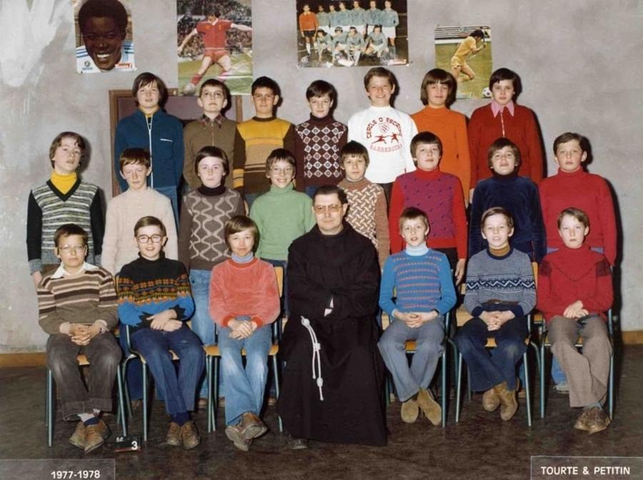 1977-1978 sixieme