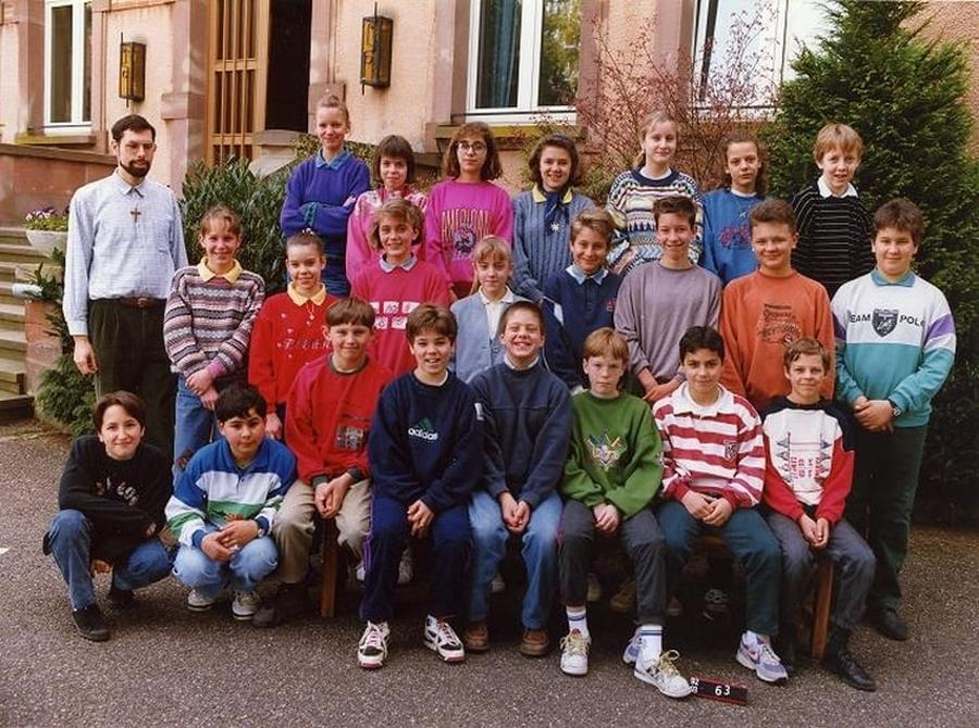 1992-1993 sixieme3