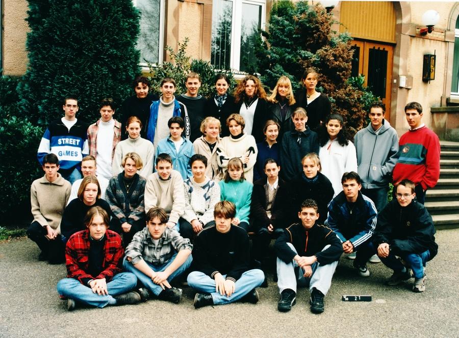 1997-1998 seconde 1