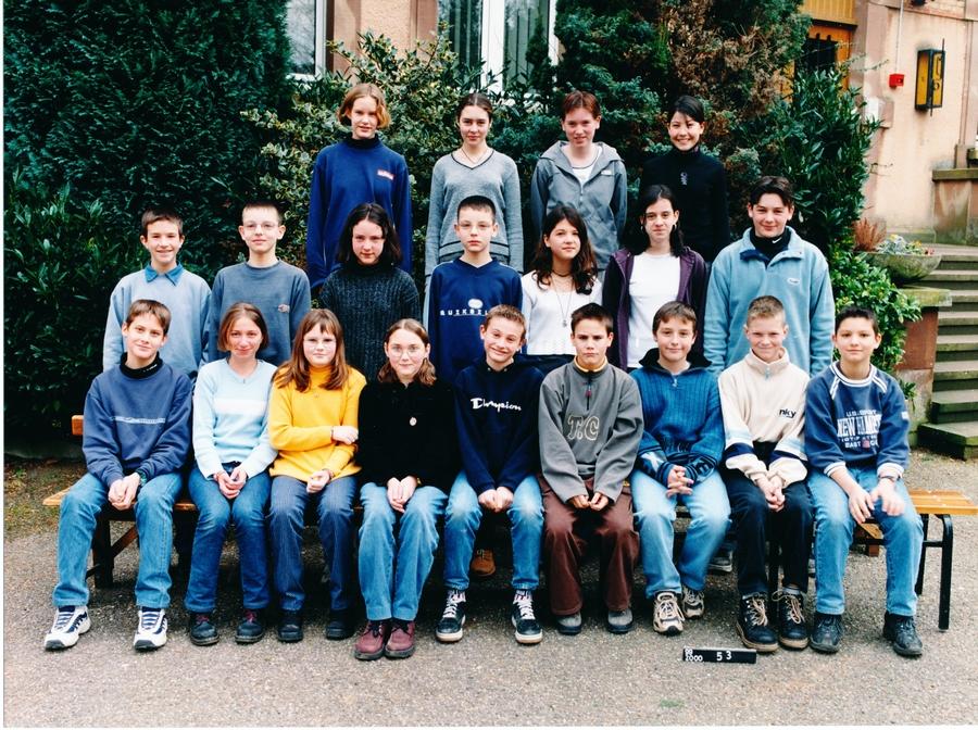 1999-2000 cinquieme 3