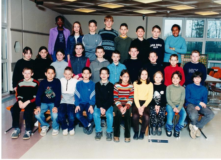 2001-2002 sixieme 1