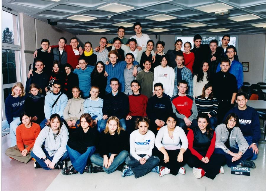 2003-2004 internes