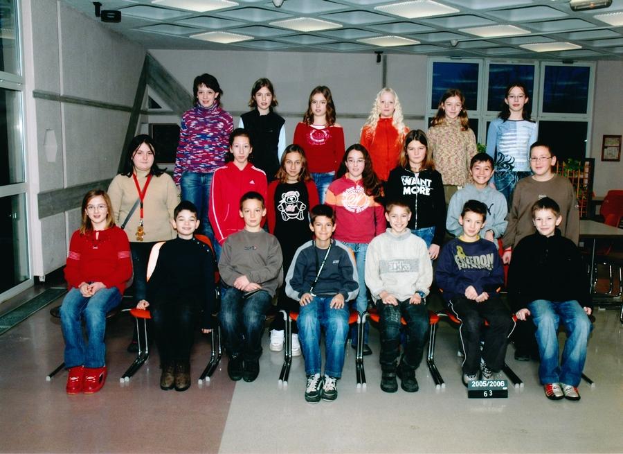 2005-2006 sixieme 3