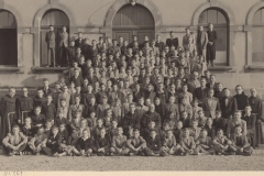 1951-1952 eleves et enseignants